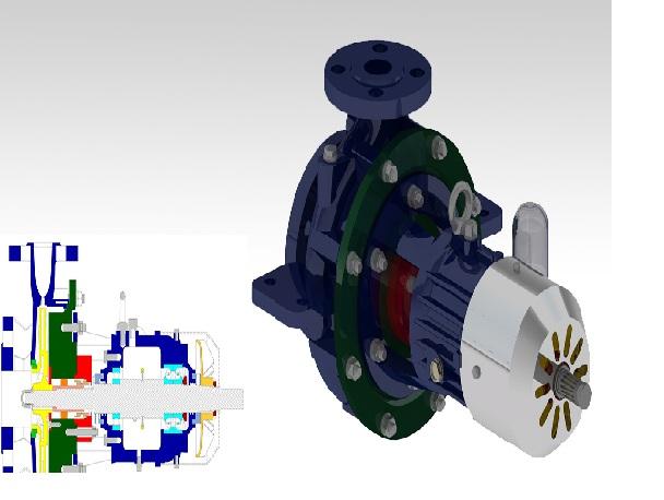 ویژگی های پمپ ها - پمپ روغن داغ - پمپ صنعتی - پمپ فشار بالا را از آبروان بخواهید