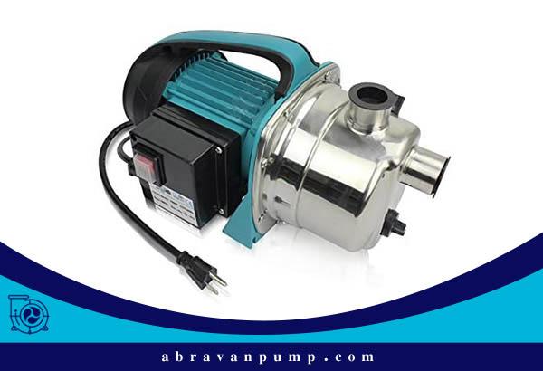 از محصولاتی که برای پمپ آب چاه خانگی مناسب است، پمپ های زیر آب است.