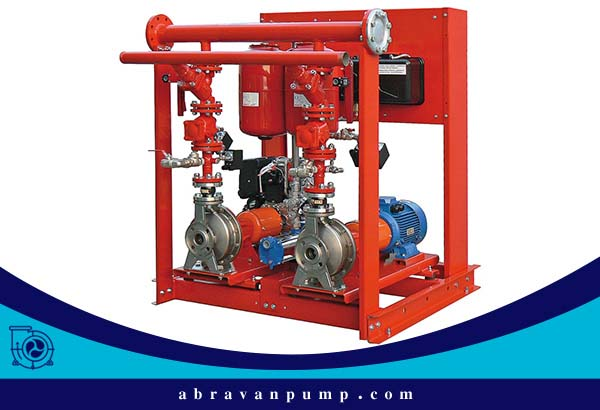 بوستر پمپ به عنوان قطعهای صنعتی در آتشنشانی شناختهشده تر است.