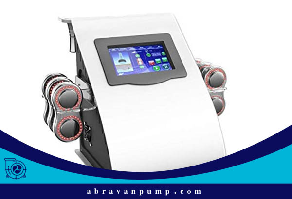 دستگاه کویتیشن که برای لاغری استفاده میشود.